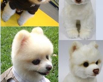 Custom Plush Replica of Your Pet