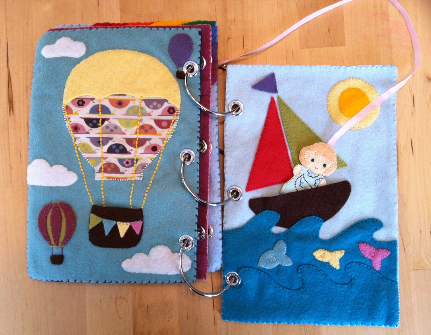 Felt Book Cover Diy ~ Ada s quiet book diy pattern toy