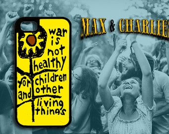 Vintage 60s Anti War Poster  5 -Samsung Galaxy SIII-Phone Cover