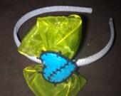 Frankie Stein heart headband