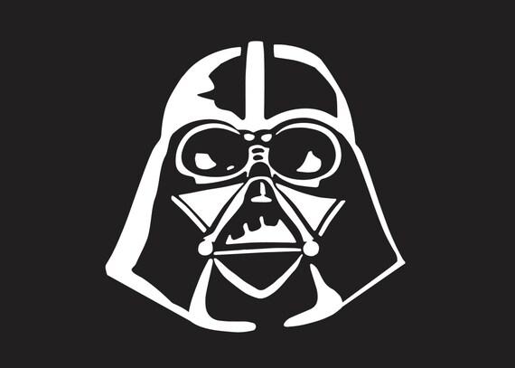 Top 4 Silhouettes de personnage de Star Wars pour chambre CA17
