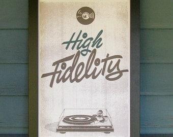 "12"" x 18"" High Fidelity Art Print"