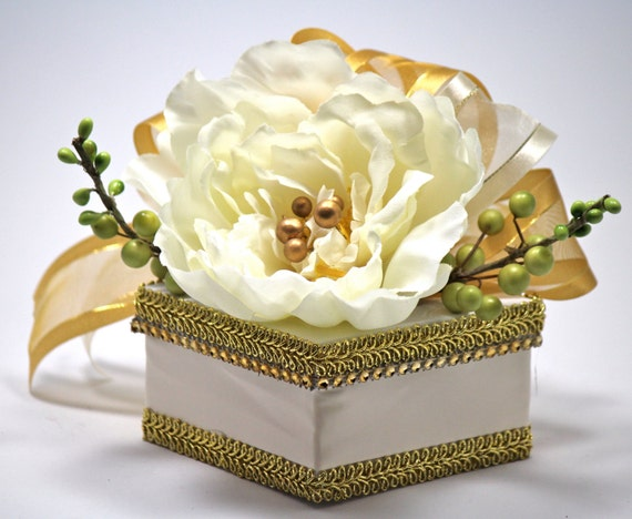 Items Similar To Wedding Ivory Favor Box Wedding Gift Box Christmas Gift Box Jewelry Box