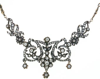 Victorian reproduction necklace