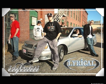 iNFiNiTi [Album] by Lyrical