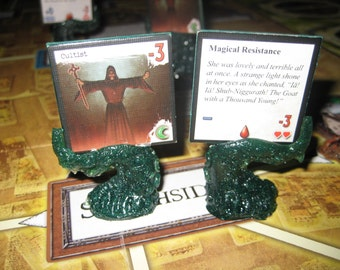 Monster Stands - for Arkham Horror or Eldritch Horror - sets of 6 or 12