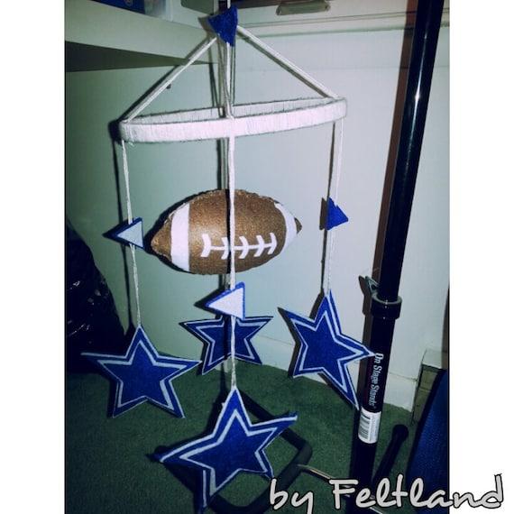 Dallas Cowboys Crib Bedding