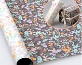 """10 sheets wrapping paper, Double Sided Printing, High quality paper for Gift Wrap  and Craft : Secret Garden 23"""" X 16.5"""" (59 cm X 42 cm)"""