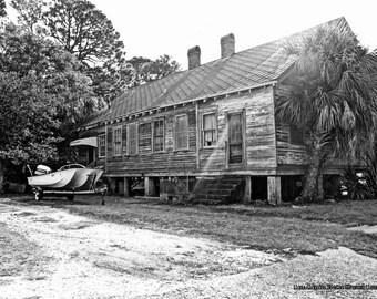 Old House on Tybee Island