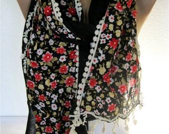 Trend Scarf- Fashion Scarf-  Shawls-Scarves-Gift Scarf-Shawl