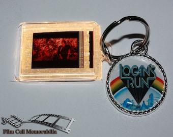 Logan's Run - 35mm Film Cell Key Ring, Key Chain