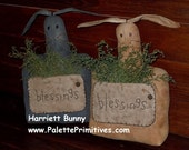 Harriett Bunny - Instant Download E-pattern