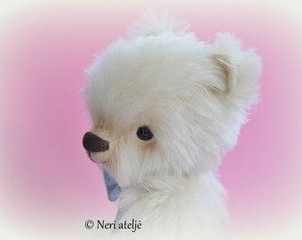 """PATTERN Artist Teddy Bear ePattern - teddy bear sewing pattern - Instant download PDF pattern  - Bear NIMMY 11"""" (28 cm)"""
