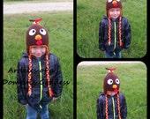 Turkey Hat! (Any Size)