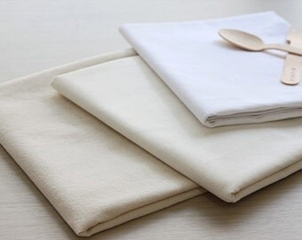 Cotton Cloth in 3 Colors By The Yard