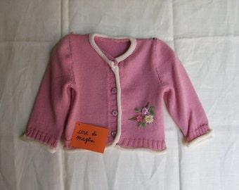 baby wool jacket