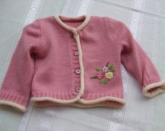 romantic girl sweater