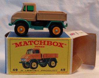 Matchbox Unimog (#49)