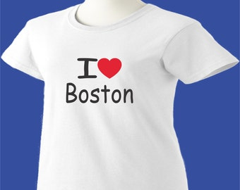popular items for i love boston on etsy