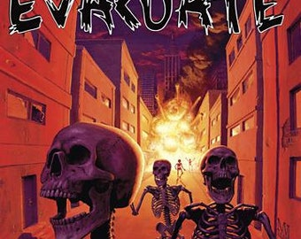 Evacuate S/T  CD