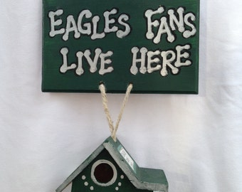 Philadelphia Eagles Fan House