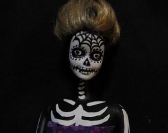 Bony Barbie Skeleton Dolls