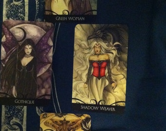 Enchanted Oracle Reading_Goddess Energy