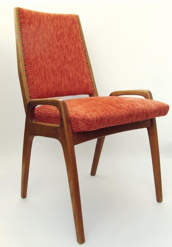 1950s danish chair organisches design stuhl 1950er jahre for Danish design stuhl