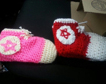 nicker slippers