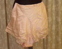 Original Vintage Satin Panties