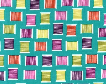 UK Shop: Cool Spools Love to Sew Michael Miller Cotton Fabric