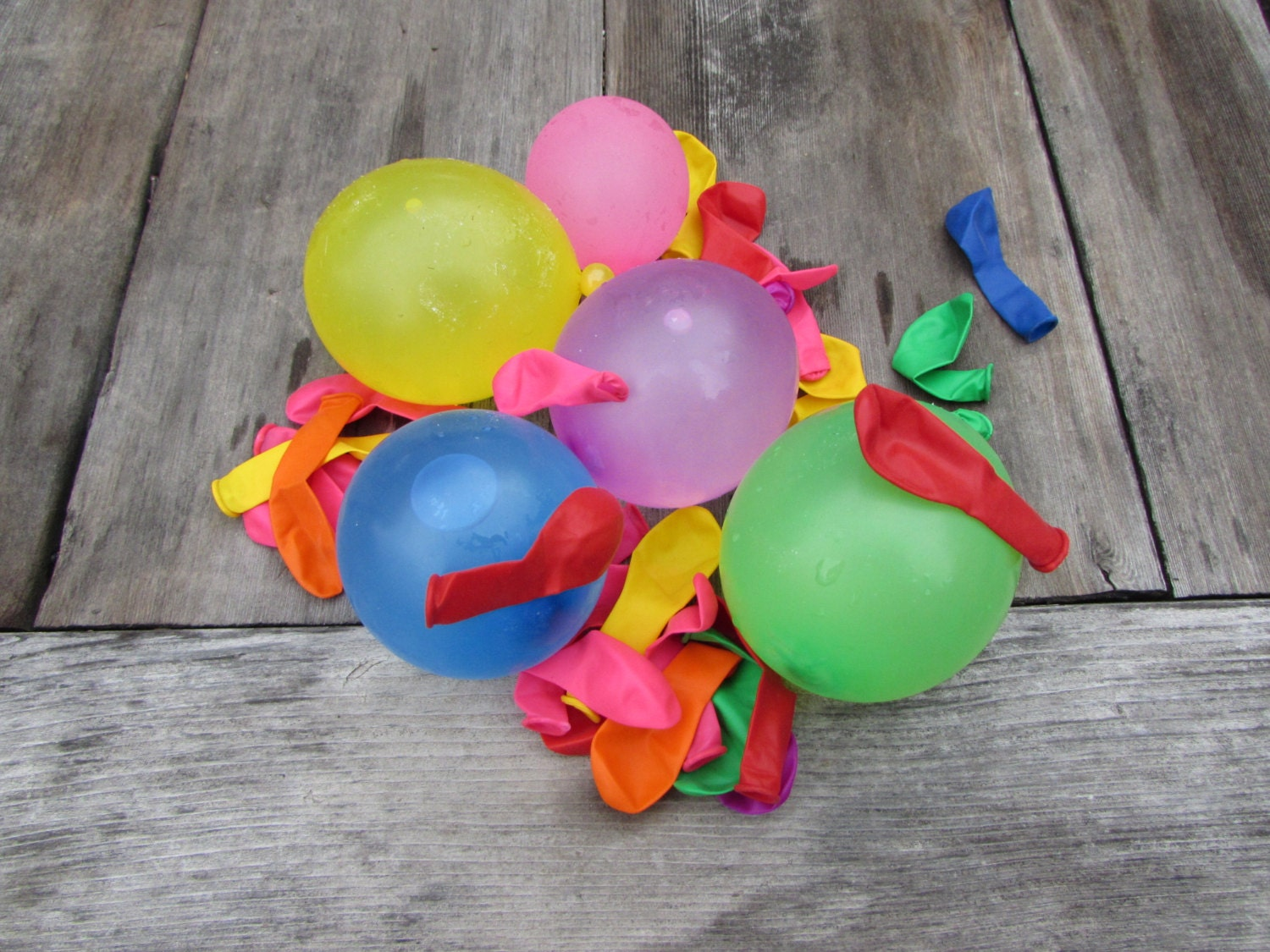 100 3 Inch Balloons For Decorating Hair Clips or Flip ...