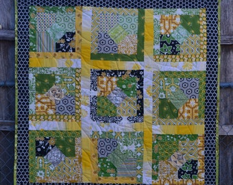 Popular Items For Joel Dewberry Quilt On Etsy