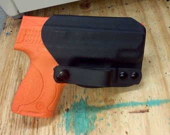 American OpTac Kydex IWB Holster M&P Shield- Tuckable, Ambi, all Shield Models.