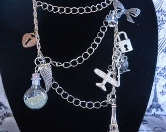 Steam punk necklaces