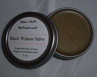 Black Walnut Salve 1oz