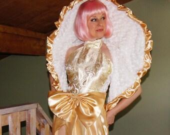Glitter 'N Gold Jem Costume