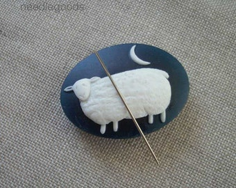 SHEEP needle minder magnetized needle holder