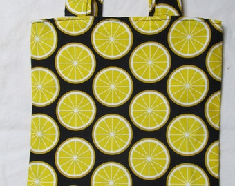 orange slice project bag