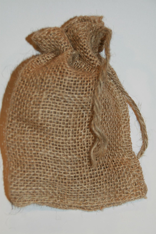 Wedding Gift Bags Burlap : Burlap Bags Wedding Burlap Favor Bags Rustic Wedding 50 Qty