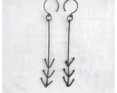 Arrow Earrings - Triple