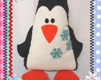 14 inch penguin PDF E-pattern