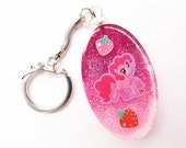 Pinkie Pie My Little Pony Keychain