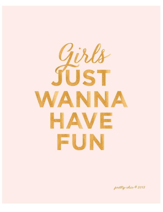 Image result for girls just wanna have fun