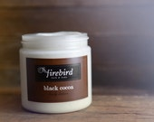 Black Cocoa Body Lotion, Avocado and Shea Butter Lotion
