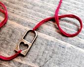friendship bracelet, love wish bracelet, personalized valentine jewelry, heart lock padlock, best friend gift, custom wishlet, letterhappy
