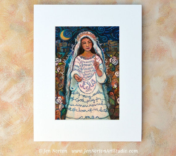 Catholic Art from Jen Norton