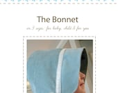 The Bonnet Pattern PDF in 3 sizes