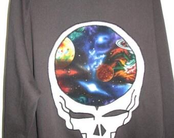 Space Your Face Crewneck Sweatshirt - size 2XL