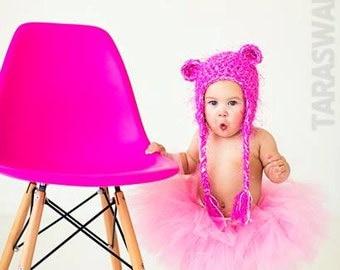 Bubblegum Pink Tutu Skirt